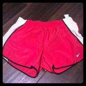 Women's Pink Nike Shorts